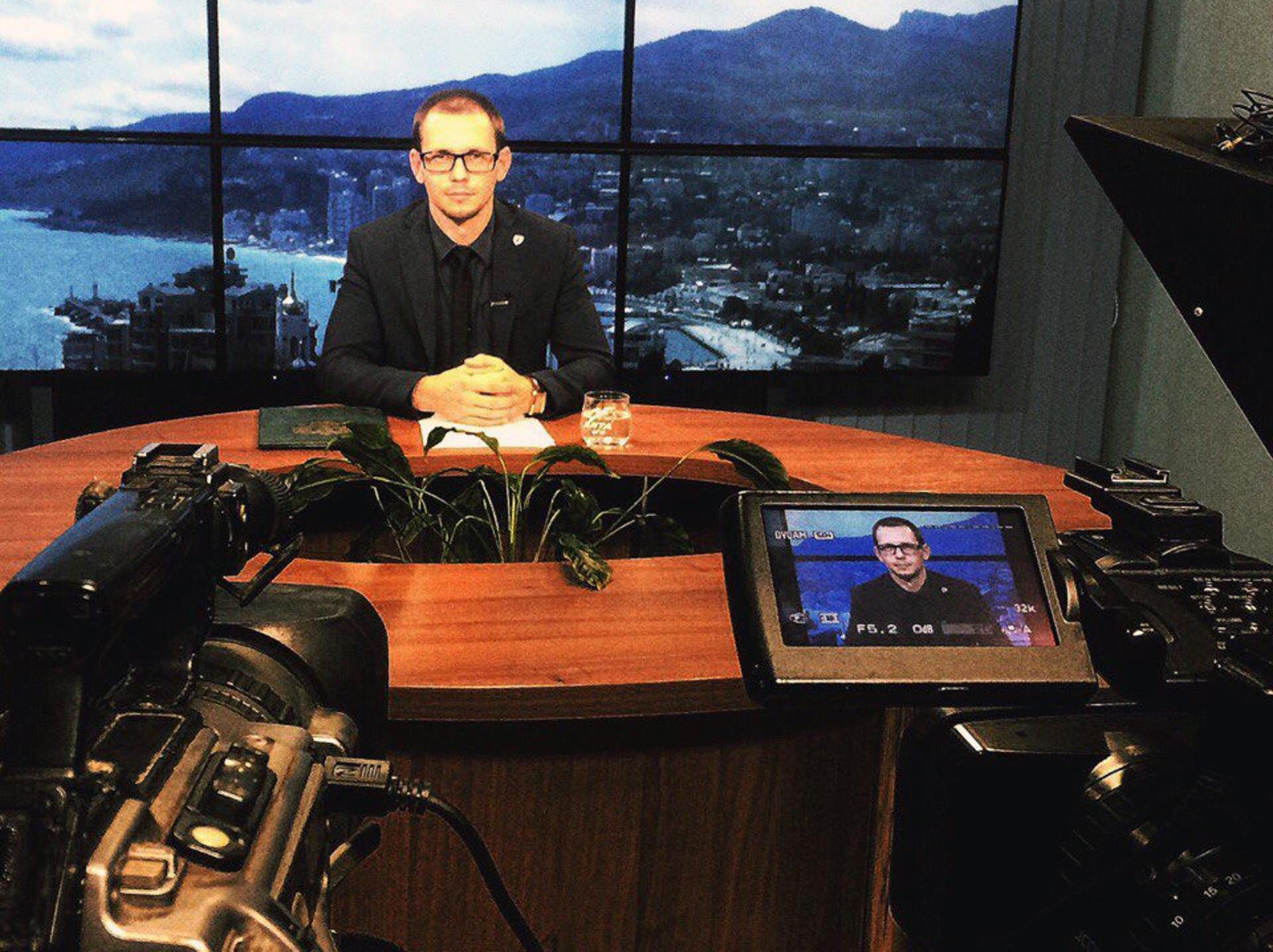 Юрист на телевидении